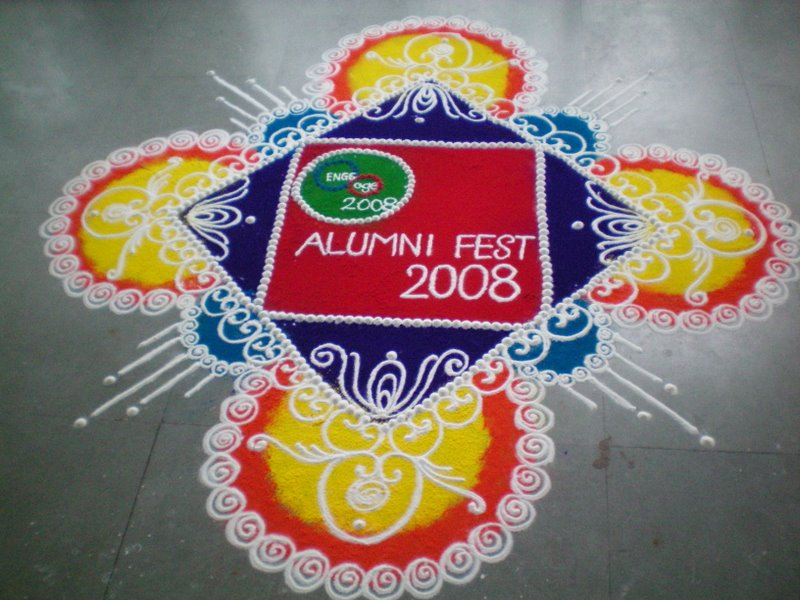Global alumni meet, 2008